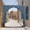 Synagogue Street, Slat Ribi Avraham Small Quarter, Djerba (Jerba, Jarbah, جربة), Tunisia 7/9/2016, Chrystie Sherman
