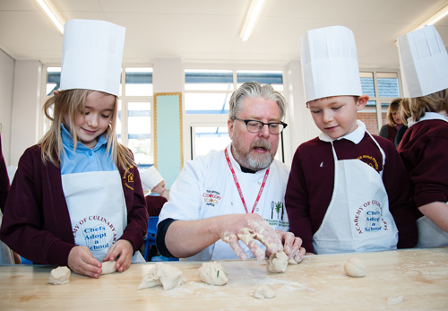 chefs-adpot-a-school browick primary 500
