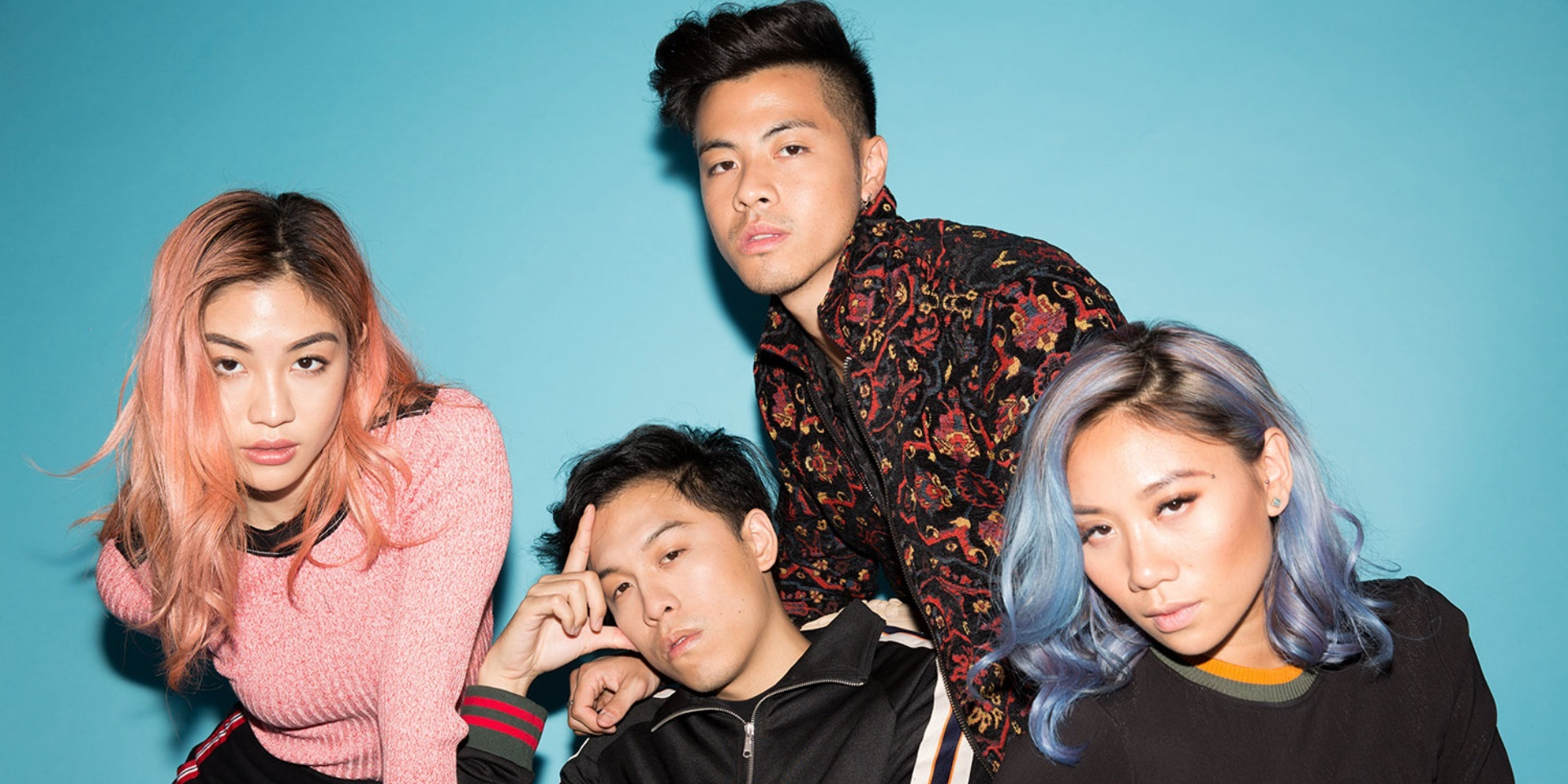 The Sam Willows to perform at AIA Glow Festival 2019