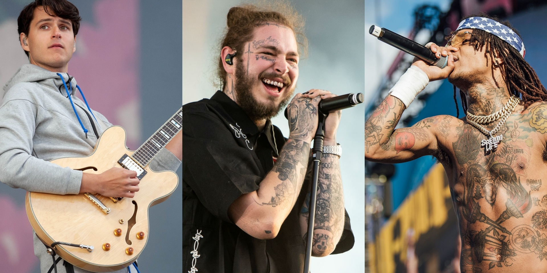 Vampire Weekend covers Post Malone and Swae Lee's 'Sunflower' – watch