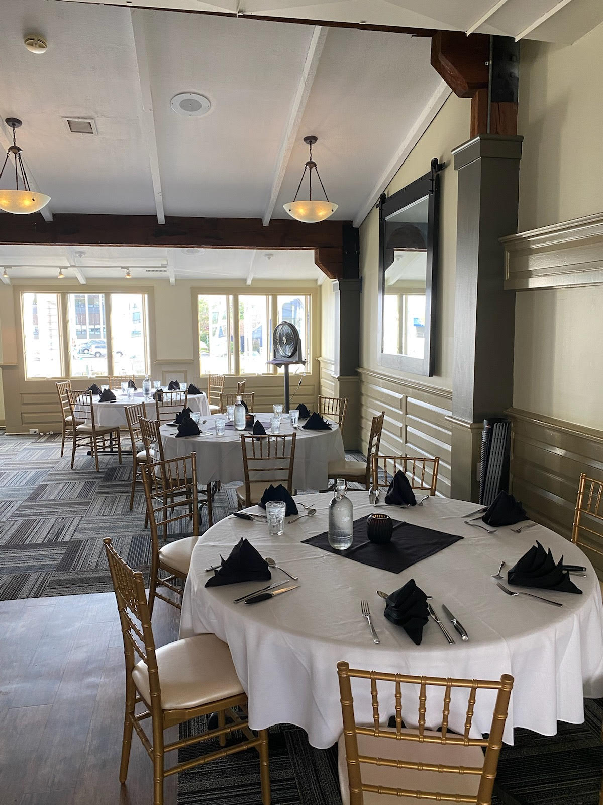 Call or Email Us Today to Reserve Our Room for Your Special Event.