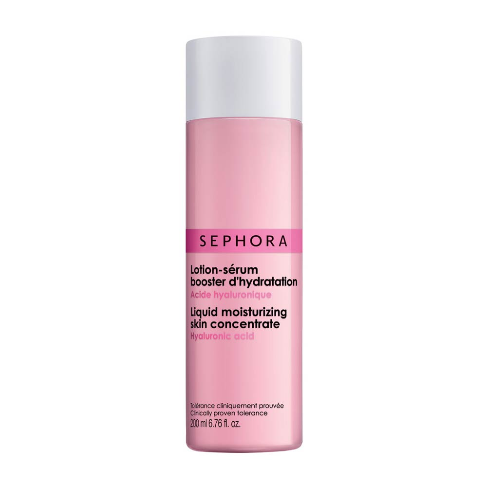 Lotion-Serum Booster d'Hydratation Acide Hyaluronique