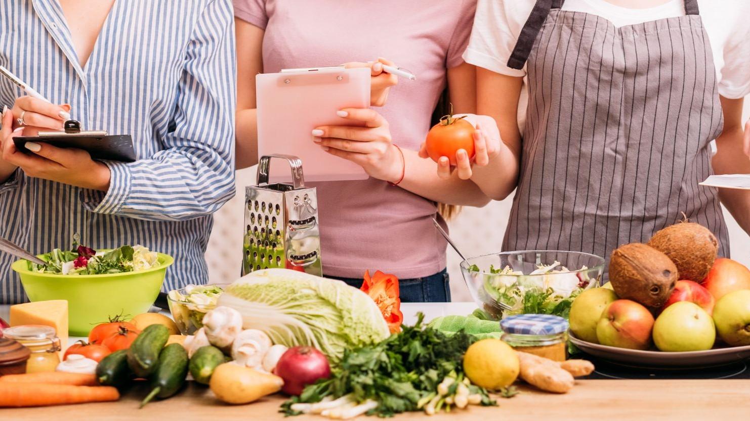 Représentation de la formation : COL01 - Améliorer vos menus grâce à l'équilibre nutritionnel