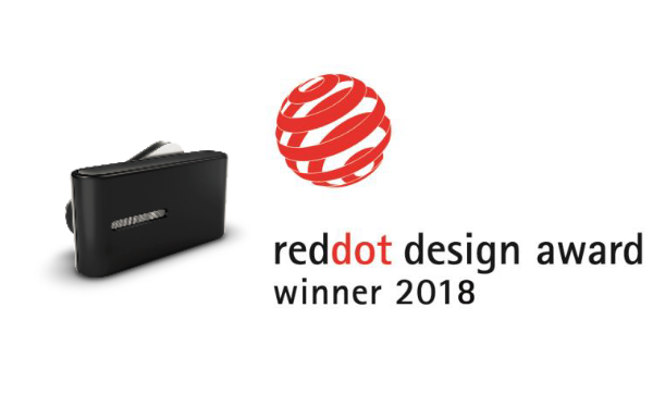 Oticon-Red-Dot-Design-Award-2018- Audioptothése