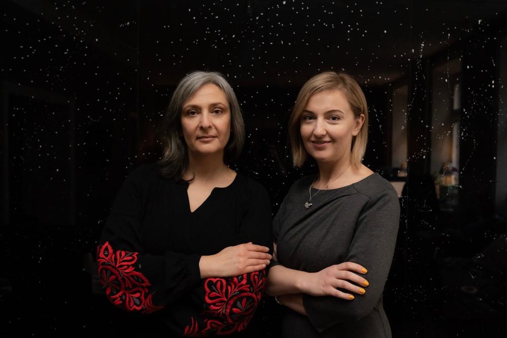 Lidia Oshlyansky, CPO, and Elena Vallin, CFO