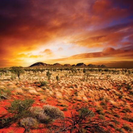 Australia's Outback to New Zealand's South Island