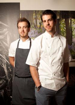 Jonray and Peter