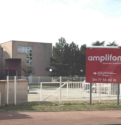 Photo du centre Amplifon de Andrézieux Bouthéon