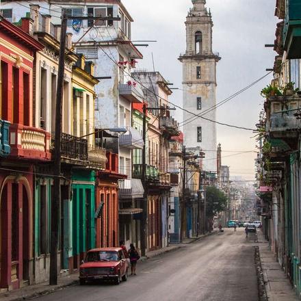 A Havana backstreet