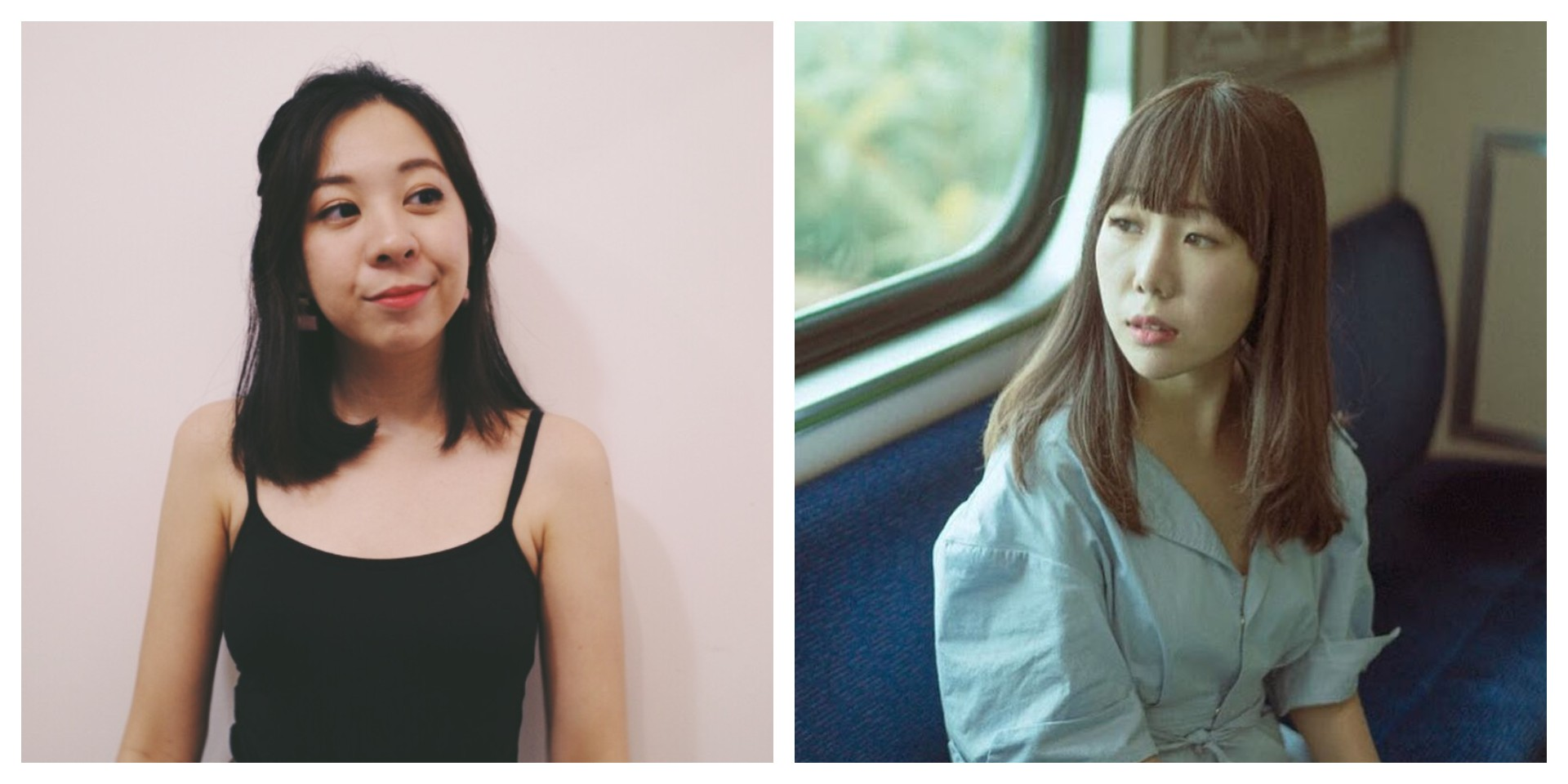 魏妙如、黄美婷,本地创作歌手的闺蜜恋爱故事