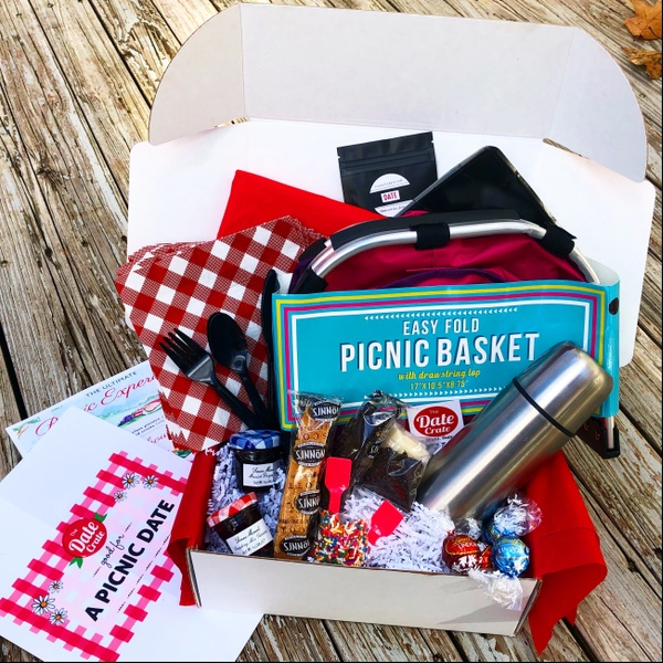 Summer 2018: Picnic Date Box