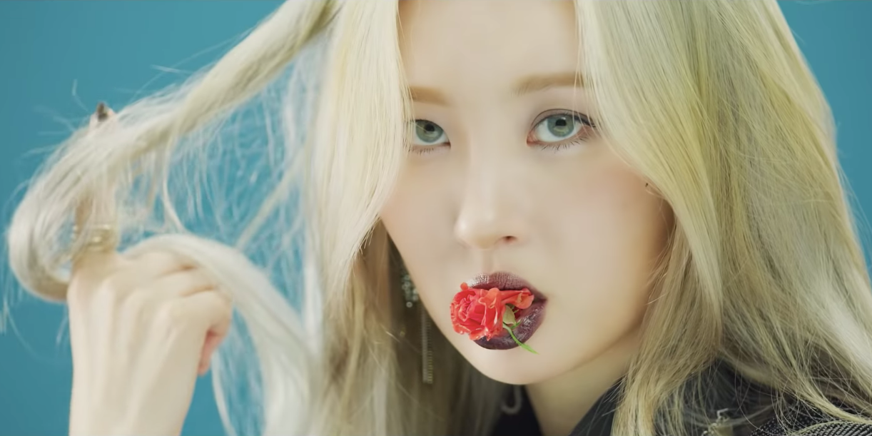 Sunmi releases striking visuals for new single, 'LALALAY' – watch