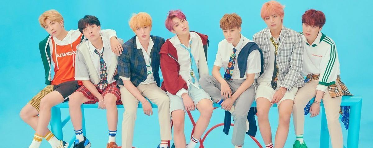 BTS World Tour 'LOVE YOURSELF'