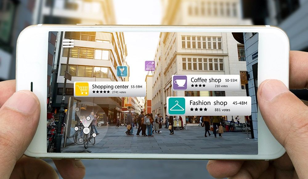 5 ways you can use Augmented Reality in yourbusiness