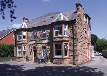 Pine Lodge Mansfield