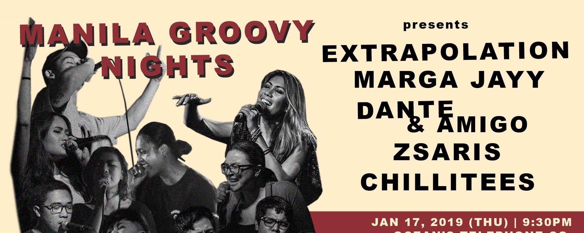 Manila Groovy Nights