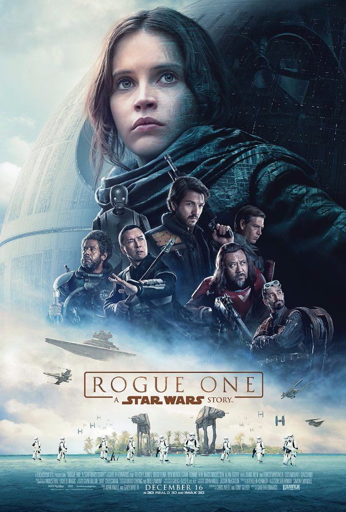 Star Wars: Rogue One (3D)