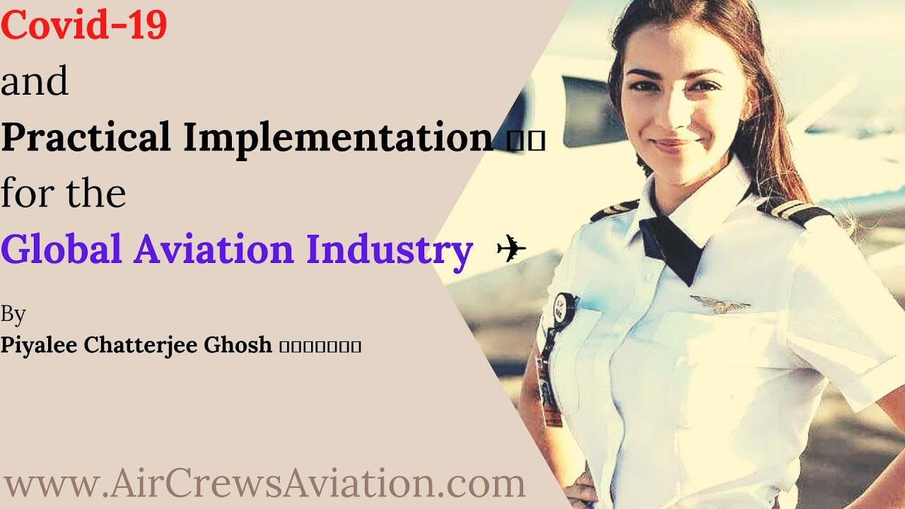 Shekhar Gupta Covid19😱 Practical Implementation 👩💻 for the Global Aviation Industry  ✈️Piyalee Chatterjee Ghosh Link Thumbnail   Linktree