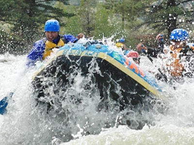 Numbers Express - Rafting Photo 1 of 1