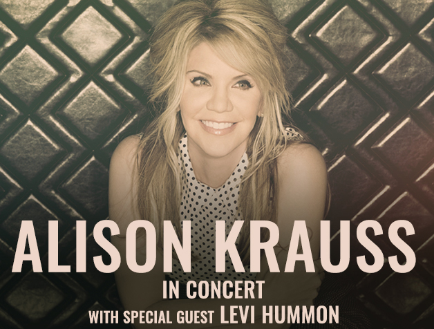 IAH- Alison Krauss, September 22, 2018, gates 5pm