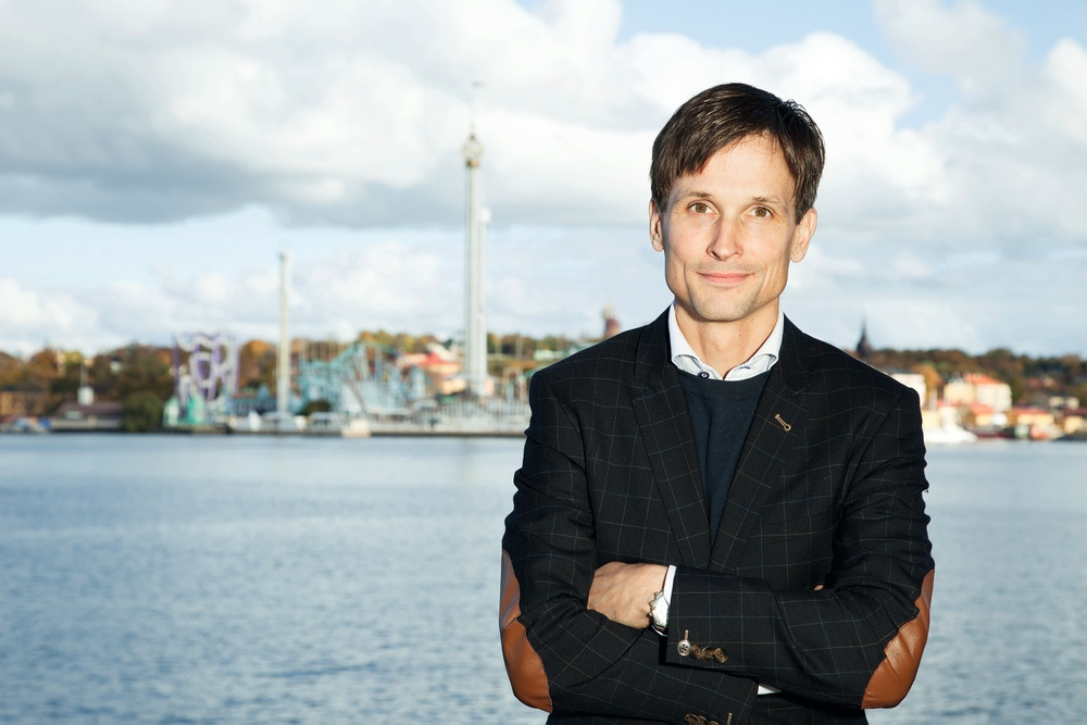 Niklas Jonsson, vd, Almi Nord