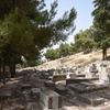 Grave Sites 1, Cemetery, Le Kef (El Kef, الكاف), Tunisia, Chrystie Sherman, 7/6/16