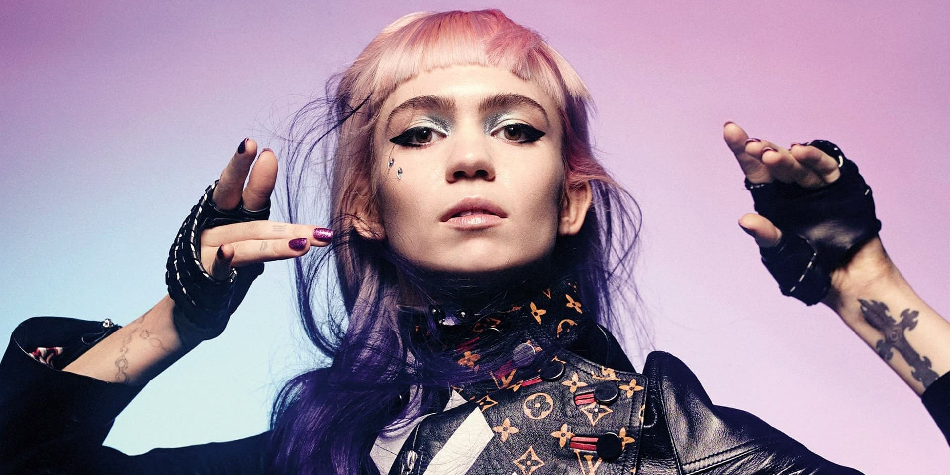 Grimes unveils new album, Miss_Anthrop0cene