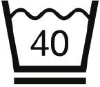 40 °C Schonwaschgang