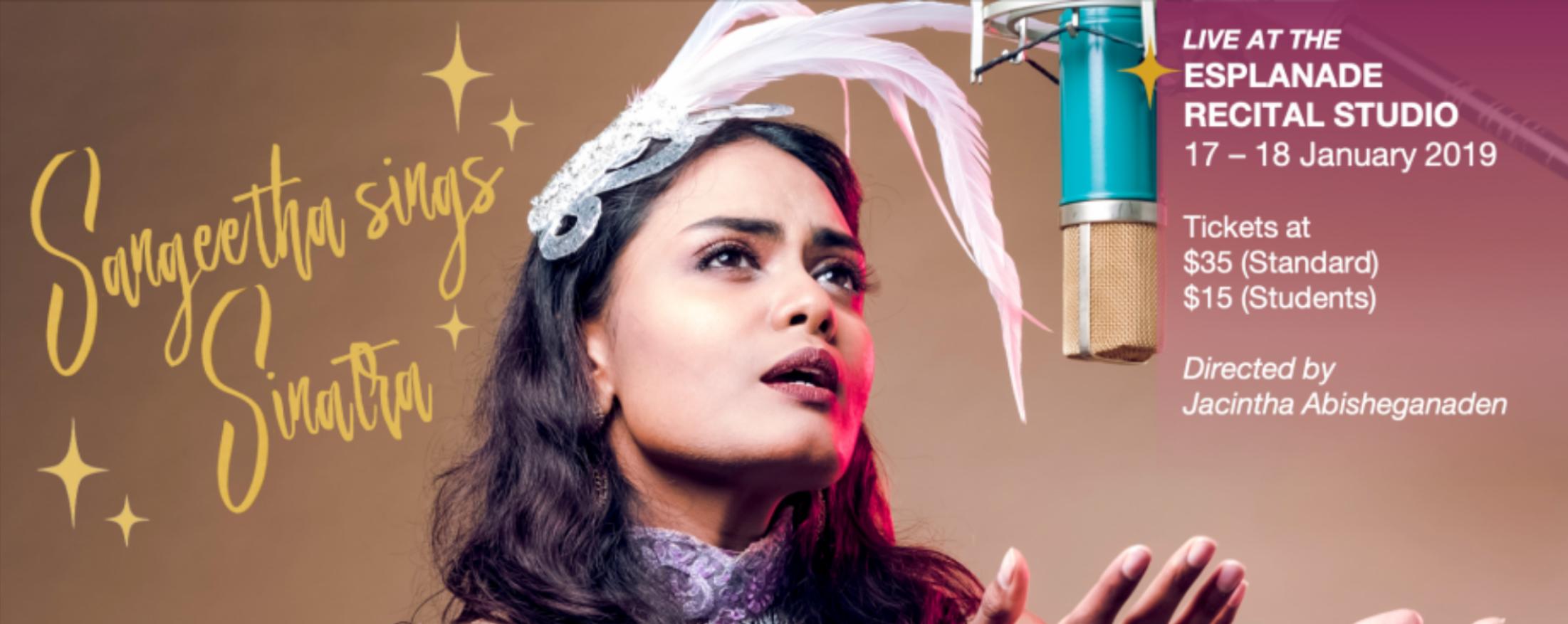 Sangeetha Sings Sinatra
