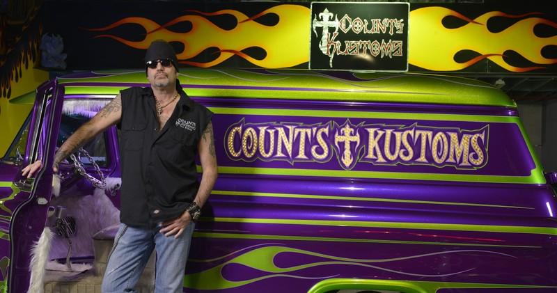 Counts Kustom Car Tour Annie Bananie Las Vegas Tours - The count car show