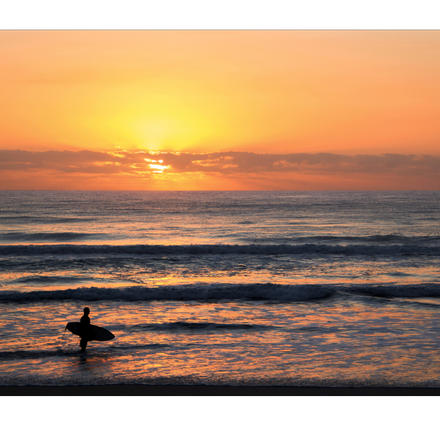 El Paredón Beach Surfing Tour in Guatemala