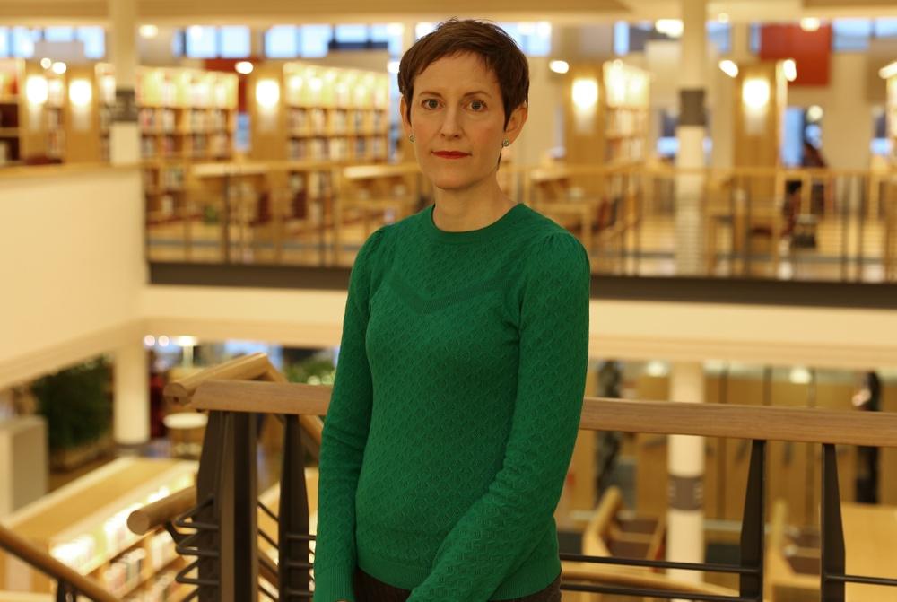 Kristina Zampoukos, doktor i samhällsgeografi vid turismforskningsinstitutet ETOUR på Mittuniversitetet i Östersund.