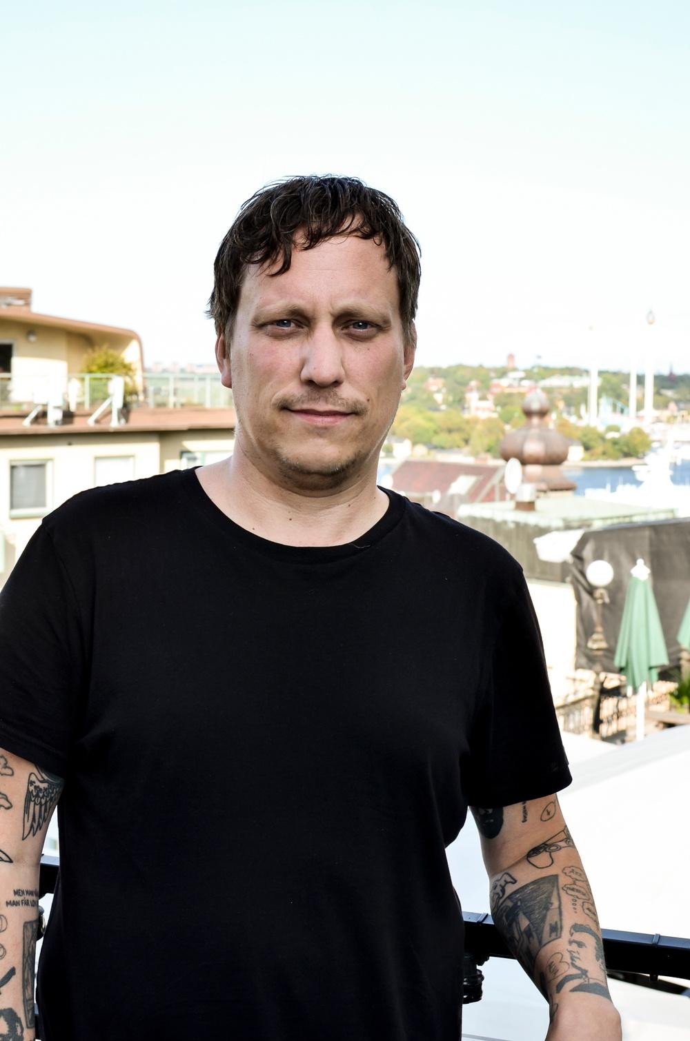 Fredrik Granberg – programchef & konstnärlig ledare Södra Teatern