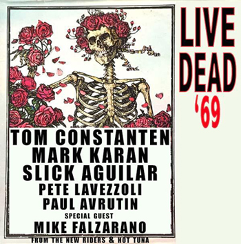 BT - Live Dead - October 26, 2021, doors 5:30pm