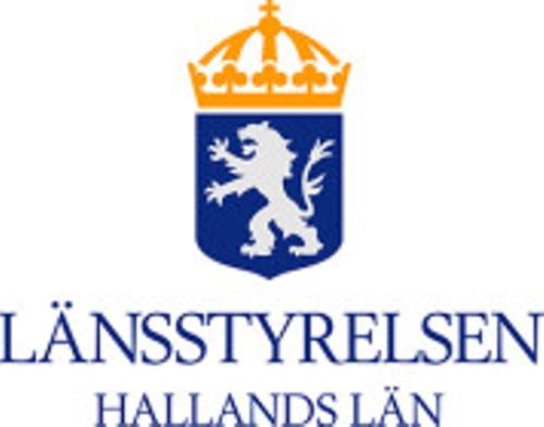 Länsstyrelsen i Hallands Län logo