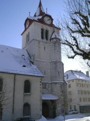 Temple, Locle (CH)