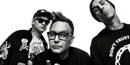 Blink-182 shares new single to mark 182nd day of 2019 – listen