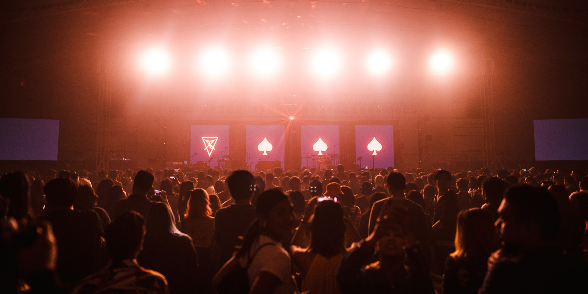 Behind the scenes of Rico Blanco and IV Of Spades' co-headlining concert – photo gallery
