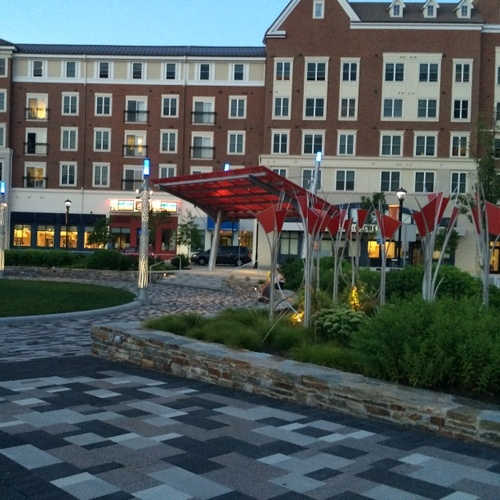 Downtown Storrs on Campus