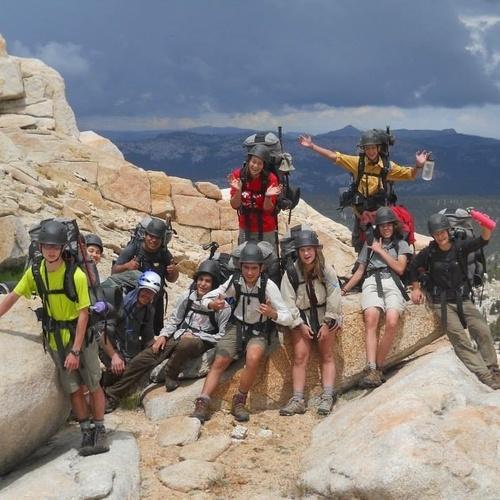Summating Blackcap Peak!