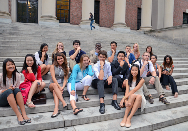 Harvard Pre-College Program