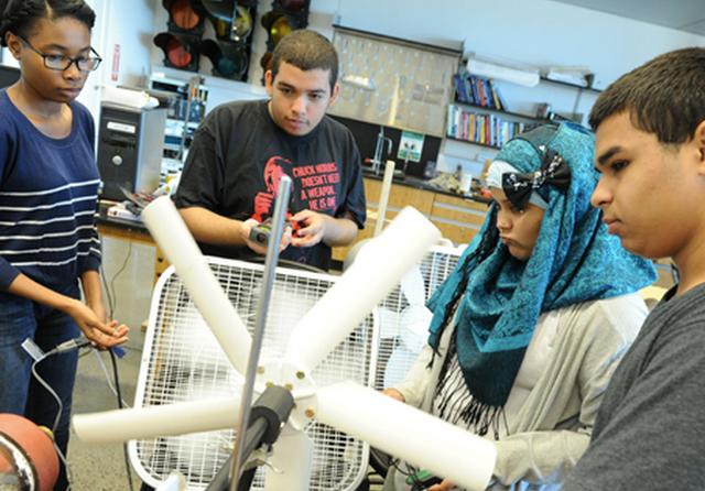 Cooper Union Summer STEM Program