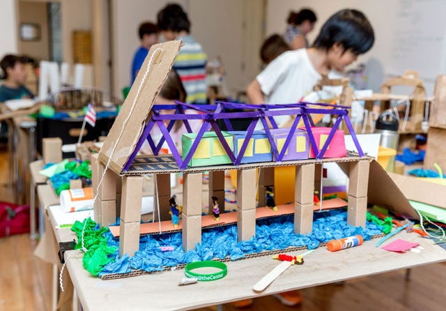 Center for Architecture Summer Programs