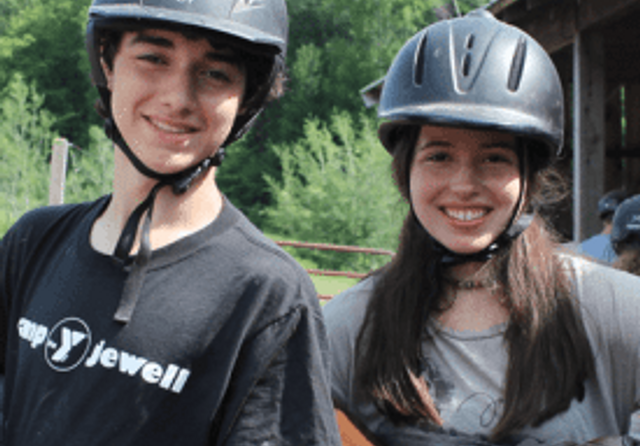 YMCA Camp Jewell Leaders-in-Training