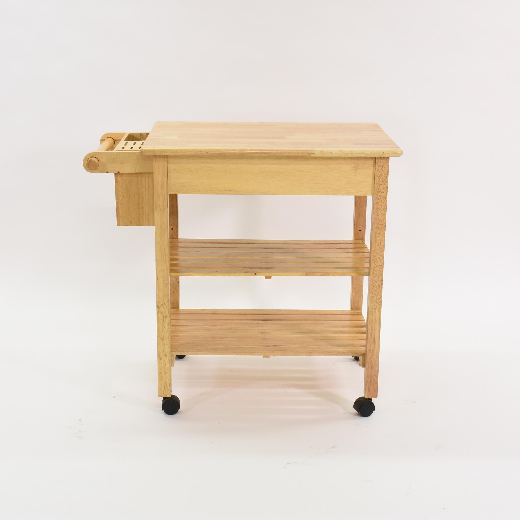 portable kitchen island w storage in pine loveseat