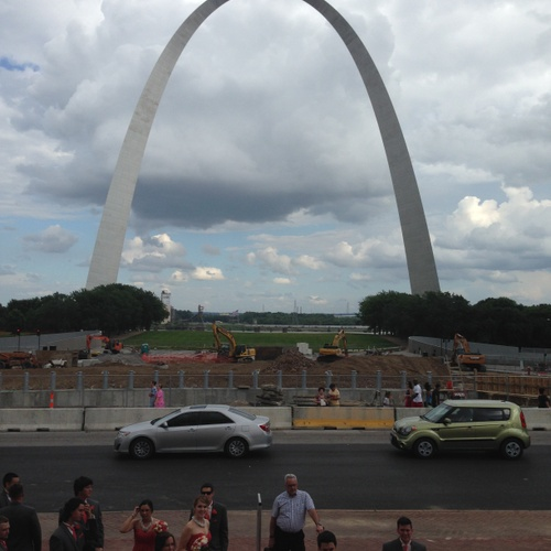 The Arc of St.Louis