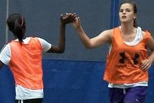 Chelsea Piers Girls Leadership Soccer Camp
