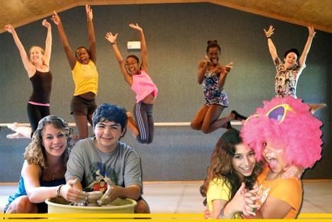 Appel Farm Arts Camp