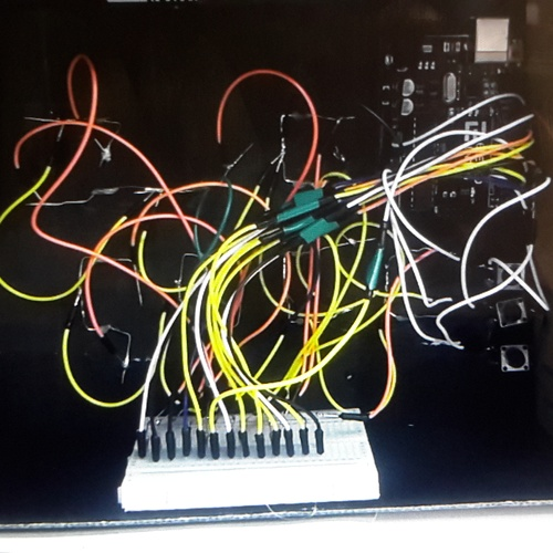 WIRES! (for LED clock)