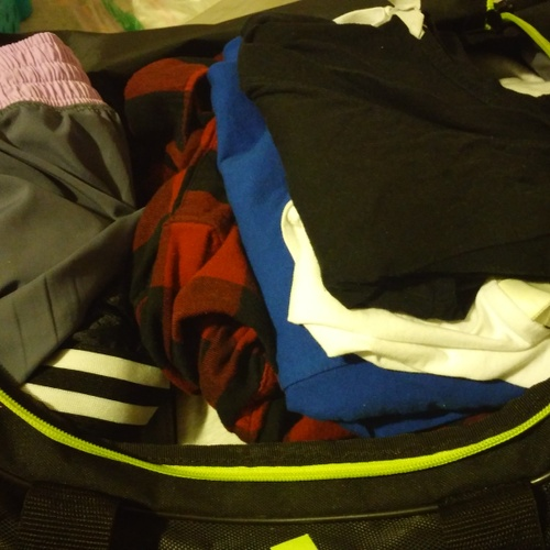 Im still not confident in my packing skills 😬